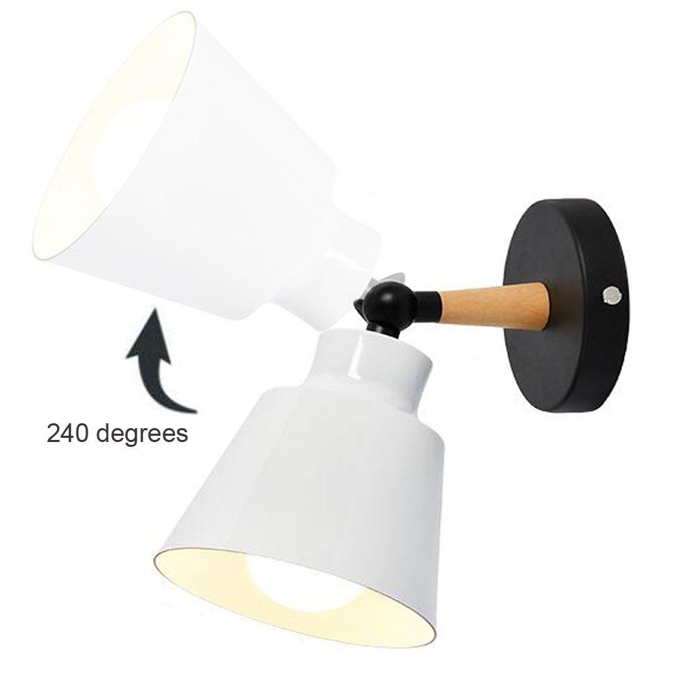 Amazon.com: Kiven candelabro de pared Lámparas Iluminación ...