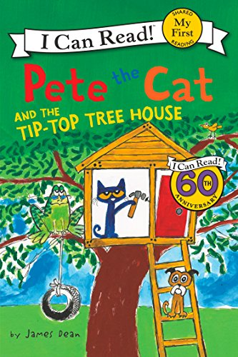 Price comparison product image Pete the Cat and the Tip-Top Tree House (My First I Can Read)