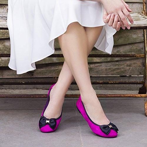 Cocorose Scarpe Pieghevoli - Espadrillas Carnaby Pink Ladies Cavallino
