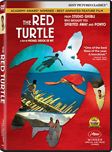 Red Turtle Michael Dudok Wit product image
