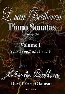Beethoven Sonatas VOL.1 (the DVD-PAL)