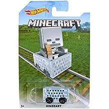 Hot Wheels Minecraft Skeleton Vehicle