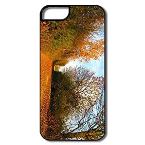 Case For Samsung Galaxy S5 Cover, Autumn White/black Covers Case For Samsung Galaxy S5 Cover
