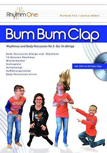 Download Bum Bum Clap: Rhythmus und Body Percussion für 5- bis 10 ...