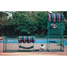 Kittywalk Town and Country - Outdoor playground for your indoor cat! by Kittywalk