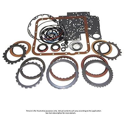 Transmaxx Transmission Rebuild Master Kit With Steels U241E U240E: Automotive