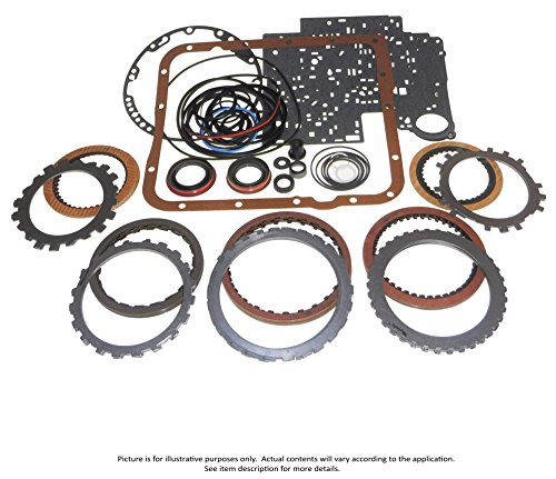 Transmaxx Transmission Rebuild Master Kit With Steels 4L80E ()