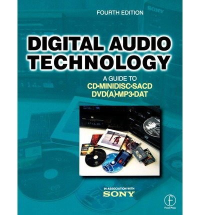 Digital Audio Technology: A Guide to CD, MiniDisc, SACD, DVD(A), MP3 and DAT (Paperback) - Common