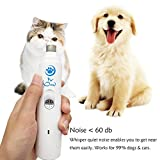 FurPaw Wireless Pet Nail Grinder For Dogs, Cats