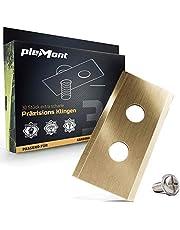 Plemont® Set van 30 Titan Worx Landroid grasmaai machinemessen - Universele vervangingsmessen voor vele Worx® grasmaaierrobots - grasmaaimachinemessen