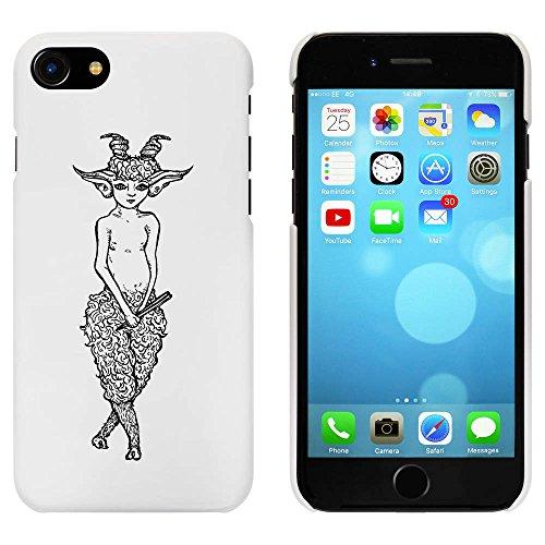 Blanc 'Mythique Faun' étui / housse pour iPhone 7 (MC00080580)