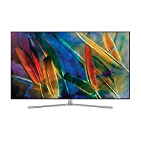 """Samsung QE55Q8CAMT 55"""" 4K Ultra HD Smart TV Wifi Argent écran LED - écrans LED (139,7 cm (55""""), 4K Ultra HD, 3840 x 2160 pixels, QLED, Indice de qualité de l'image, Courbé)"""