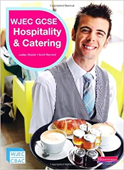 Book WJEC GCSE Hospitality & Catering Student Book (WJEC GCSE Hospitality and Catering)