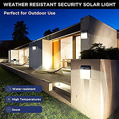 Westinghouse Intelligent Solar Motion Sensor Lights Outdoor, Premium 60 LED 1200 Lumens, Trendy Bubble Shade, Wireless Security Light for Garden,Patio,Yard,Driveway,Garage,Porch,Pathway