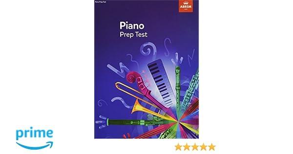 Piano Prep Test: revised 2016 (ABRSM Exam Pieces): Amazon.es: Christopher Norton, Sarah Watts, Nicholas Scott-Burt, Ruth Gerald, Nikki Iles, Alan Bullard: ...