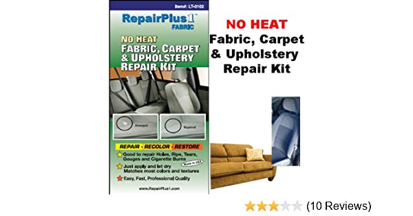 Amazon Com Fabric Carpet Upholstery Repair Kit Automotive