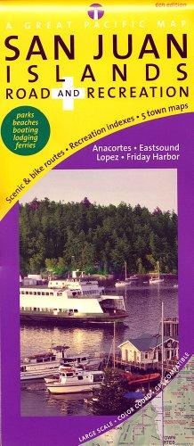 San Juan Islands Road & Recreation, 6th Edition