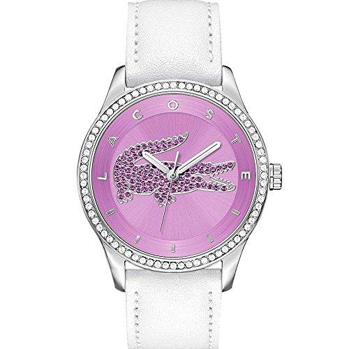 Lacoste Women's 2000870-Victoria Purple Watch