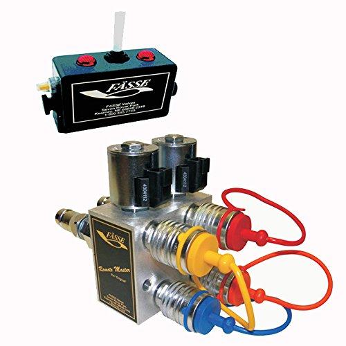 Fasse John Deere Remote Master Hydraulic Doubler Valve Kit - Hydraulic Remote