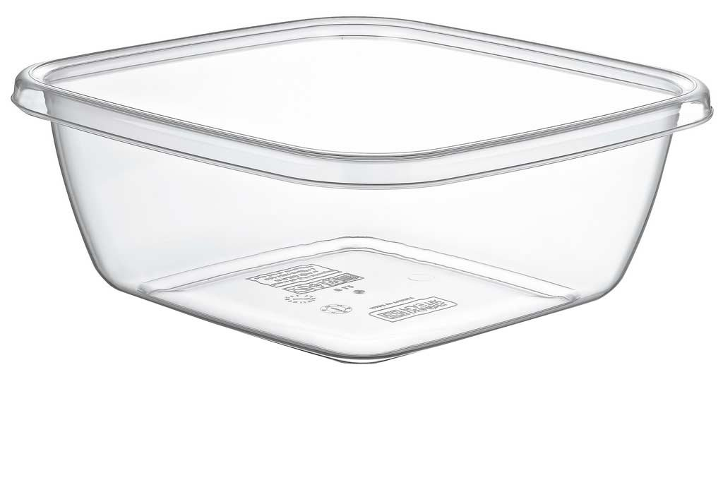 Maya Professional Tools Washing Up Bowl, Clear, 6 L 6L es biss MBYMX 031101