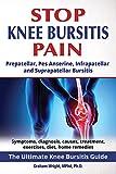 Stop Knee Bursitis Pain: Prepatellar, Pes Anserine, Infrapatellar and Suprapatellar Bursitis