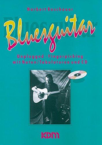Bluesguitar 1 (Buch & CD)