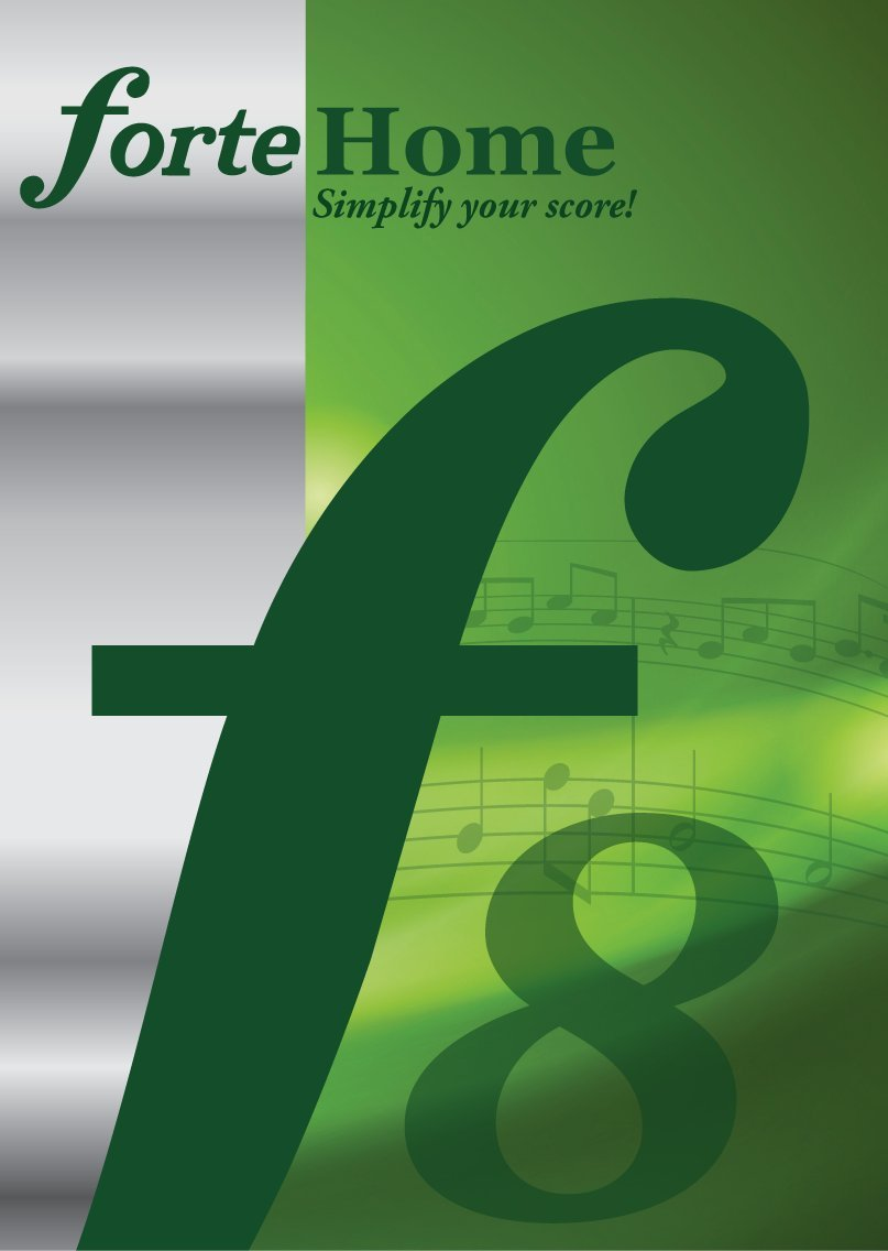 Forte 8 Home - Music Composition Software