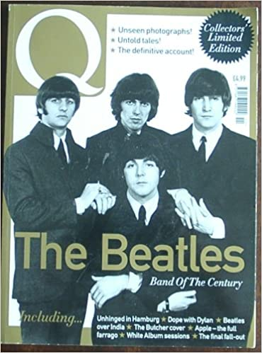 Q Magazine Collectors Limited Edition The Beatles , Band of