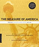 img - for The Measure of America: American Human Development Report, 2008-2009 (A Columbia / SSRC Book) book / textbook / text book