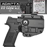 Swiss Arms Holster à rétention Universel Adapt-X 4
