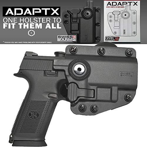Swiss Arms Holster à rétention Universel Adapt-X 2