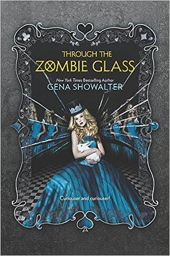 249fa739 Amazon.com: Through the Zombie Glass (White Rabbit Chronicles ...