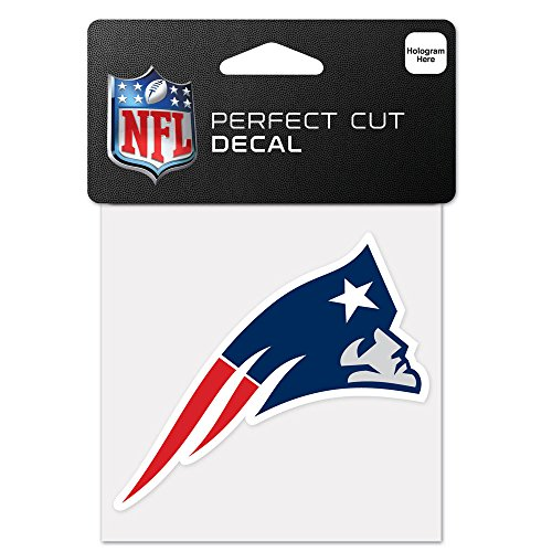 New England Patriots Decal - 9