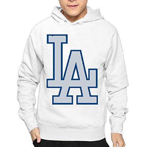 Lightweight 80's Juniors Gentleman Los Angeles Small Hoodie Sweatshirt