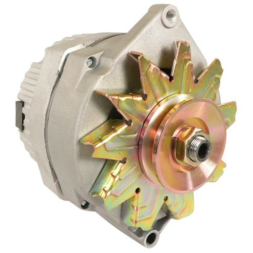 DB Electrical ADR0154 New Alternator For 10Si Delco 1 Wire Hookup 40 Amp 24 Volt, 1102916, Ty6752, 24 Volt Universal Alternator 1-Wire 40 AMP Heavy Duty 1102916 TY6752 - Wire Alternator Up One Hook