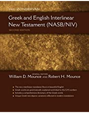 Zondervan Greek and English Interlinear New Testament (NASB/NIV)