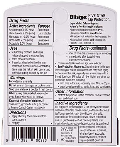 Buy blistex lip balm