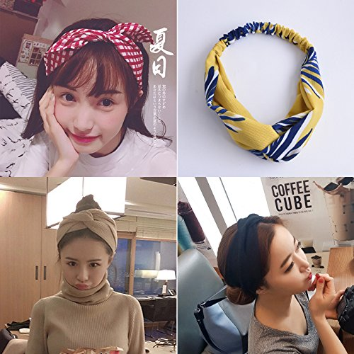 Lattice Belt - Aospheric slip sweet headband widened scarf adult leisure premium qualities sends the rope lattice belt moving hairdo for women girl lady