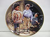 The Franklin Mint Heirloom Collection - The Little Rascals FILL 'ER UP - Collector Plate