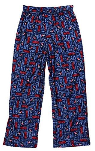 人気定番の Houston Big Texans Big Boys B0190OR194、子供用NFLチームパジャマパンツ Medium Medium B0190OR194, MilkyFace:b51b44bf --- a0267596.xsph.ru