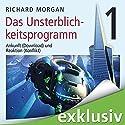 Kovacs 1: Das Unsterblichkeitsprogramm I Hörbuch von Richard Morgan Gesprochen von: Simon Jäger
