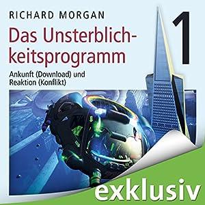 Kovacs 1: Das Unsterblichkeitsprogramm I Audiobook