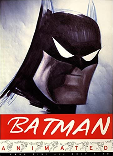 Batman The Animated Series Art Book