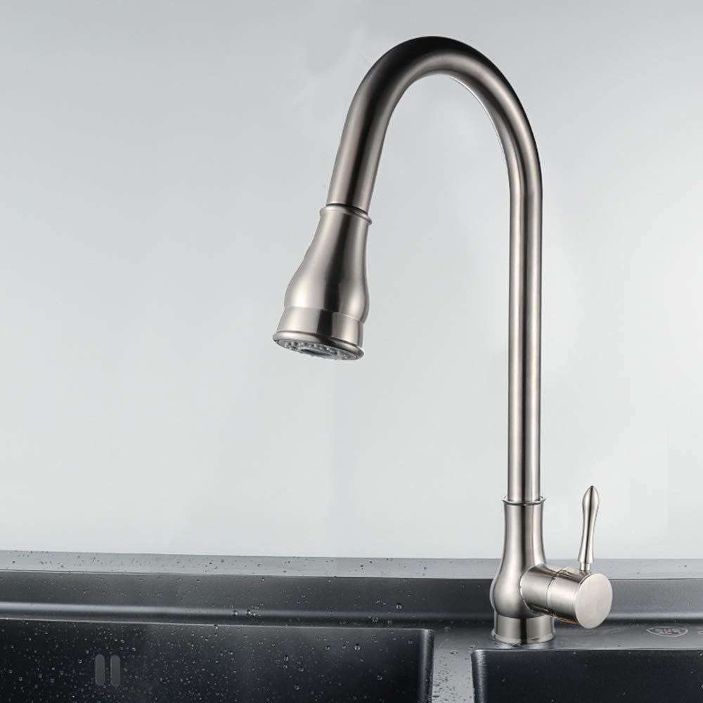 AA100 Küchenmixer Bad Küche Sink Faucet Free Rotating Multi-Mode Outlet
