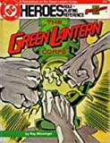 img - for Green Lantern Corps Sourcebook (DC Heroes RPG) book / textbook / text book