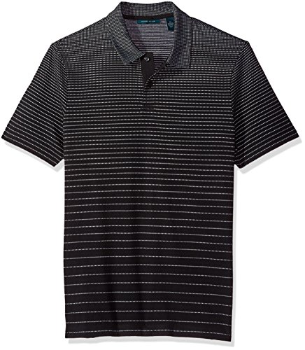 Perry Ellis Horizontal Stripe Jacquard