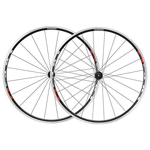 - Shimano WH-R501A Bike Wheels 700C black