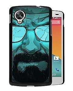 Walter Artwork Google Nexus 5 Phone Case On Sale