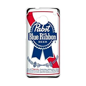 DiyCaseStore Vintage Pabst Blue Ribbon Beer Can HTC One M7 New Style Durable Case Cover