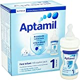 Aptamil 1 First Milk Starter Pack 6X70ml Ready To Feed Liquid